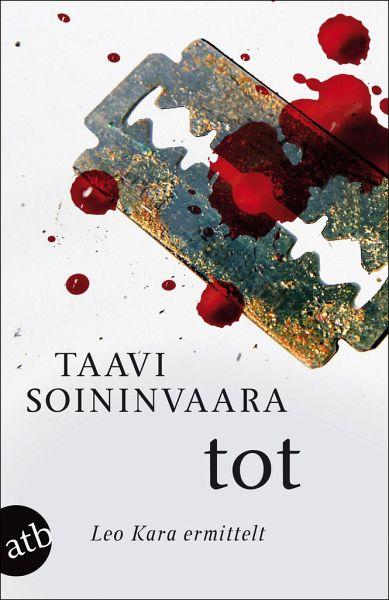 Buch-Reihe Leo Kara ermittelt von Taavi Soininvaara