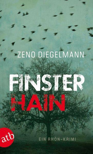Buch-Reihe Kommissar Seeberg von Zeno Diegelmann