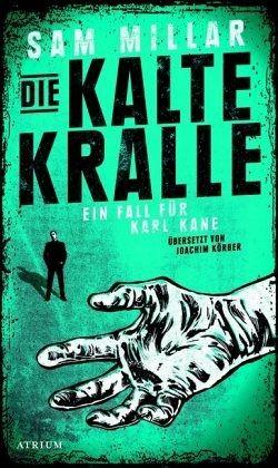 Buch-Reihe Karl Kane von Sam Millar