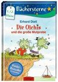 Die Olchis und die große Mutprobe / Die Olchis Büchersterne 1. Klasse Bd.4