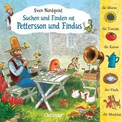 Suchen und finden mit Pettersson und Findus - Nordqvist, Sven