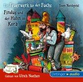 Ein Feuerwerk für den Fuchs / Findus und der Hahn im Korb, 1 Audio-CD