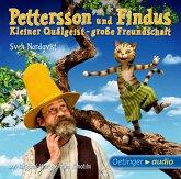 Pettersson und Findus. Kleiner Quälgeist, große Freundschaft, 1 Audio-CD