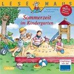 Sommerzeit im Kindergarten / Lesemaus Bd.11
