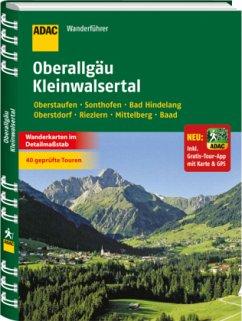 ADAC Wanderführer Oberallgäu Kleinwalsertal ink...