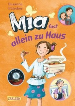 Mia fast allein zu Haus / Mia Bd.7 - Fülscher, Susanne