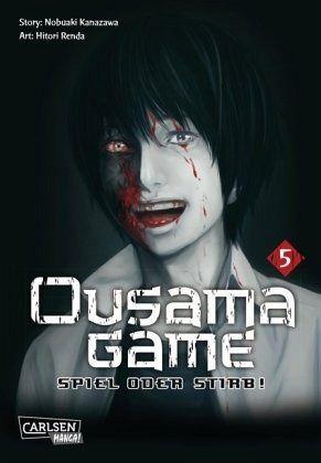 Buch-Reihe Ousama Game - Spiel oder stirb!