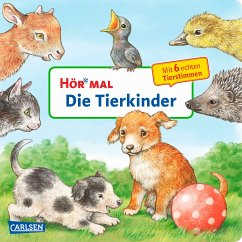 Die Tierkinder / Hör mal Bd.11 - Möller, Anne