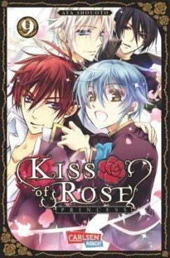 Kiss of Rose Princess / Kiss of Rose Princess Bd.9