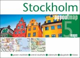 Stockholm PopOut Map, 5 maps