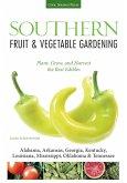 Southern Fruit & Vegetable Gardening (eBook, PDF)