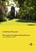 Die ersten 1oo Jahre Bremerhavens