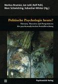 Politische Psychologie heute? (eBook, PDF)