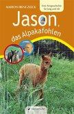 Jason, das Alpakafohlen