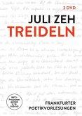 Juli Zeh: Treideln - Frankfurter Poetikvorlesung (2 Discs)