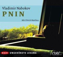 Pnin, 6 Audio-CDs - Nabokov, Vladimir