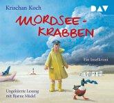 Mordseekrabben / Thies Detlefsen Bd.2 (4 Audio-CDs)