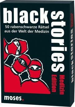 Black Stories (Spiel), Medizin Edition