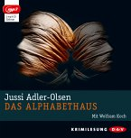 Das Alphabethaus, 1 MP3-CD