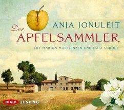 Der Apfelsammler, 6 Audio-CDs - Jonuleit, Anja