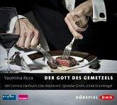 Der Gott des Gemetzels, 1 Audio-CD
