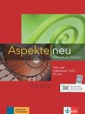 Aspekte neu B1 plus. Mittelstufe Deutsch. Lehr- und Arbeitsbuch mit Audio-CD, Teil 2