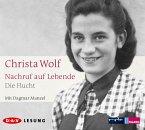 Nachruf auf Lebende. Die Flucht, 3 Audio-CDs
