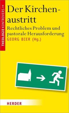 Der Kirchenaustritt (eBook, ePUB)