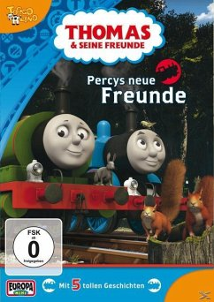 Thomas & seine Freunde - Percys neue Freunde (3 Discs)