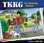 Die schlafende Chinesin / TKKG Bd.186 (1 Audio-CD)
