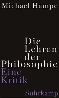 Die Lehren der Philosophie - Hampe, Michael