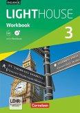 English G LIGHTHOUSE 03: 7. Schuljahr. Workbook mit CD-ROM (e-Workbook) und Audios online. Allgemeine Ausgabe