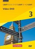 English G Lighthouse / English G Headlight / English G Highlight - Allgemeine Ausgabe - Band 3: 7. Schuljahr, Video-DVD