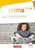 Prima plus A1: Band 01. Schülerbuch