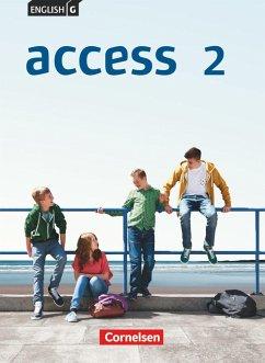 English G Access 02: 6. Schuljahr. Schülerbuch. Allgemeine Ausgabe - Harger, Laurence; Niemitz-Rossant, Cecile J.