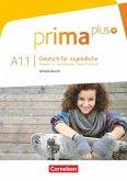 Prima plus A1: Band 01. Arbeitsbuch mit DVD-ROM
