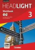 English G Headlight 03: 7. Schuljahr. Workbook mit e-Workbook und Audios Online. Allgemeine Ausgabe
