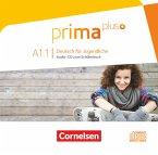 Prima plus - Deutsch für Jugendliche - Allgemeine Ausgabe - A1: Band 1 / Prima plus - Deutsch für Jugendliche Bd.A1.1