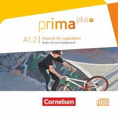 Prima plus - Deutsch für Jugendliche - Allgemeine Ausgabe - A1: Band 2 / Prima plus - Deutsch für Jugendliche Bd.A1.2 - Rohrmann, Lutz