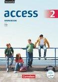 English G Access 6. Schuljahr. Workbook mit CD. Allgemeine Ausgabe