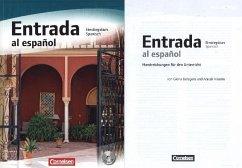 Perspectivas ¡Ya! Entrada al español. Kursbuch mit CD, Kopiervorlagen und Lehrerhinweisheft - Bürsgens, Gloria; Vicente Álvarez, Araceli