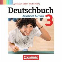 7. Schuljahr, Arbeitsheft-Software / Deutschbuc...