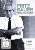Fritz Bauer - Gespräche, Interviews und Reden aus den Fernseharchiven 1961-1968 (2 Discs)
