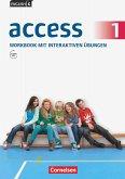 English G Access 01: 5. Schuljahr. Workbook mit Audios online und MyBook - Allgemeine Ausgabe