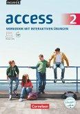 English G Access 02: 6. Schuljahr. Workbook mit interaktiven Übungen auf scook.de. Allgemeine Ausgabe