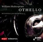 Othello, 2 Audio-CDs
