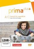 Prima plus A1: Gesamtband. Video-DVD mit Übungen
