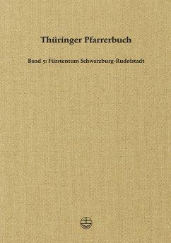 Thüringer Pfarrerbuch (eBook, PDF)