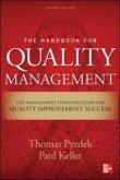 Handbook for Quality Management, Second Edition (eBook, ePUB)
