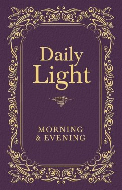 Daily Light: Morning and Evening Devotional (eBook, ePUB) - Nelson, Thomas